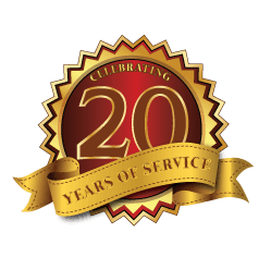 Illona Matteson - 20 Years of Service