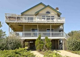1268 Fourwinds Court, Corolla,